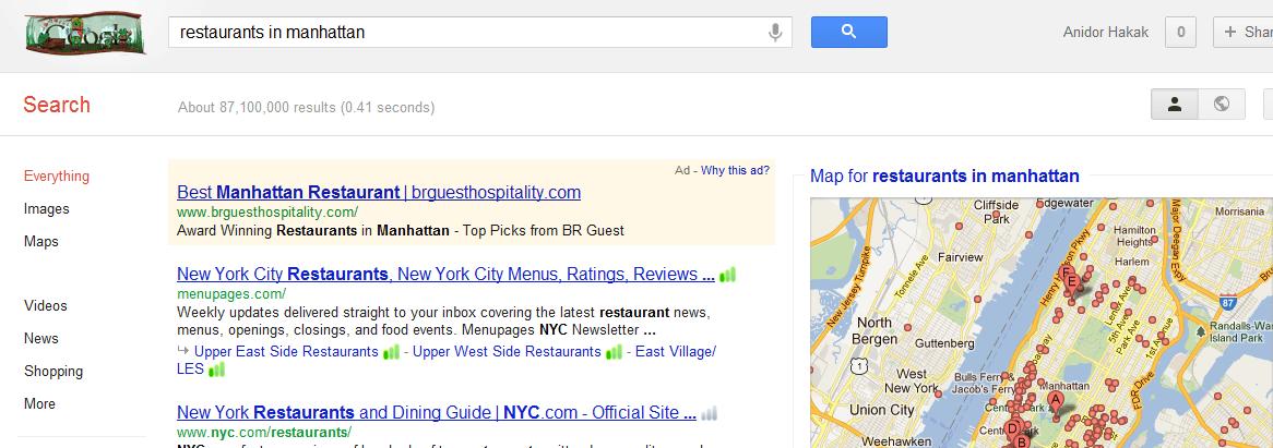 גוגל פלייסס / גוגל מקומות – מה זה Google places ואיך אני יכול לקדם את העסק שלי באמצעותו?