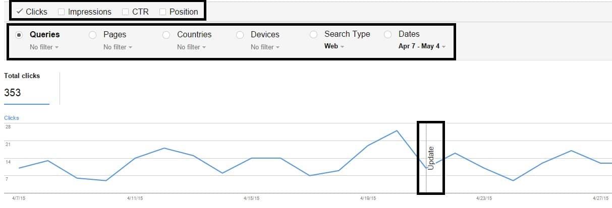 "Photo of Search Analytics – דו""ח שאילתות חיפוש בוובמסטר טולס משתדרג!"