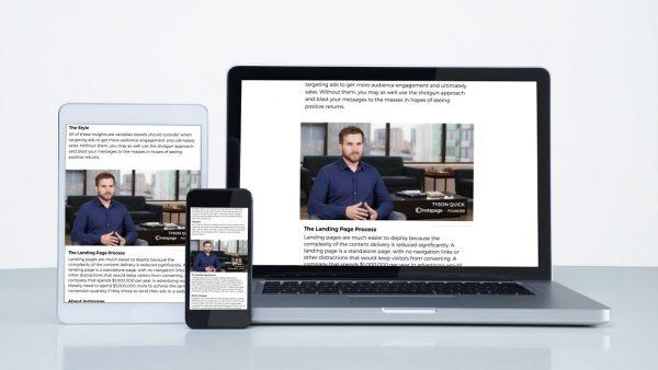 פורמט מודעות חדש ביוטיוב: outstream ads